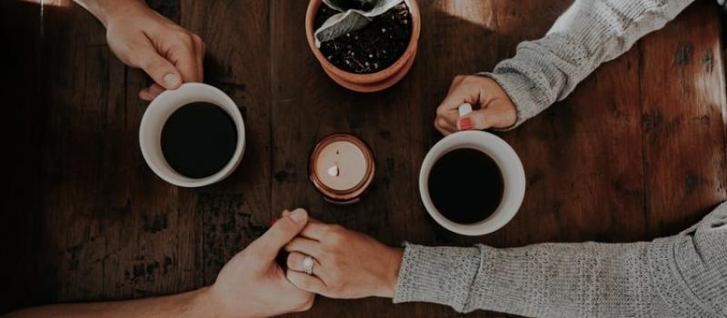 keukentafel-koffie